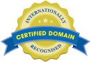 Certified Domain Seal