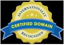 Certified Domain Seal