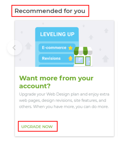 Recommended for you: WordPress Web Design Upgrade