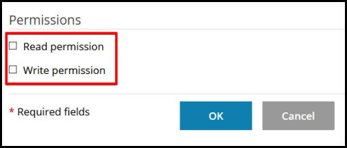 Set Permission to additional FTP account field in Plesk Hosting Manager